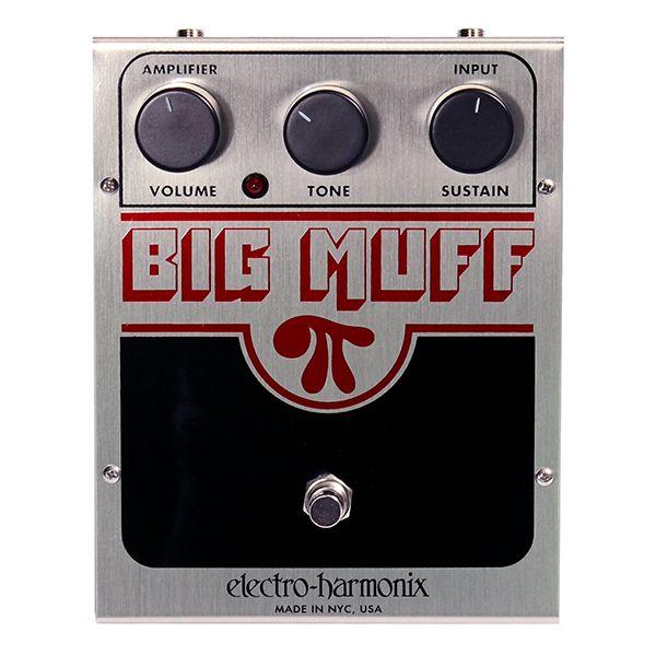 electroharmonix bigmuffusa 1 - Electro Harmonix - USA Big Muff Pi