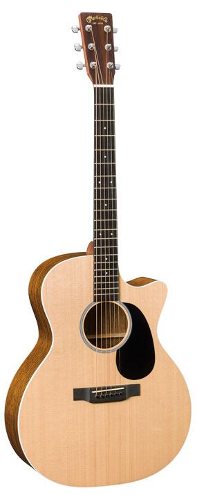 gpcrsg f - Martin GPCRSG Acoustic Electric Guitar with C/way