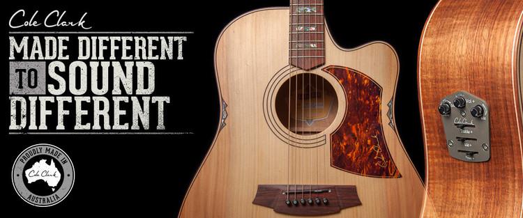 ColeClark - Cole Clark Angel Southern Silky Oak Acoustic-Electric Guitar