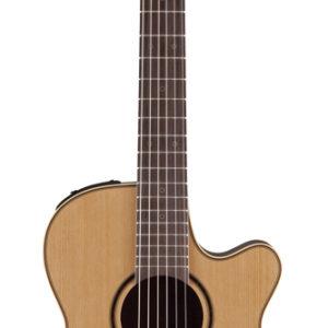 TP3FCN 300x300 - Takamine (TP3FCN) Pro Series 3 FCN Nylon String AC/EL Guitar with Cutaway