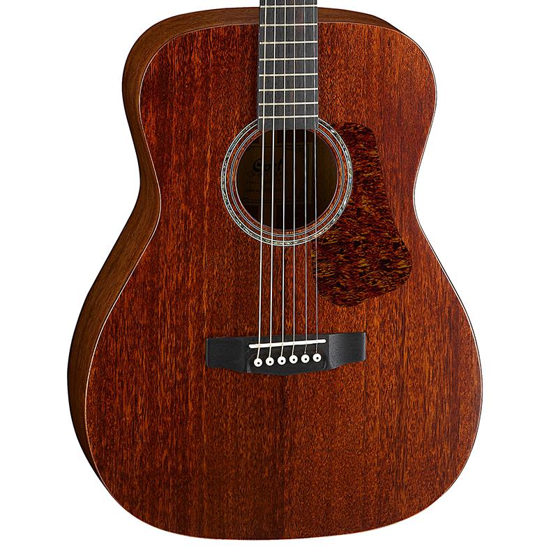 4 - Cort - Concert Size Solid Mahogany Acoustic Guitar (L450CL)