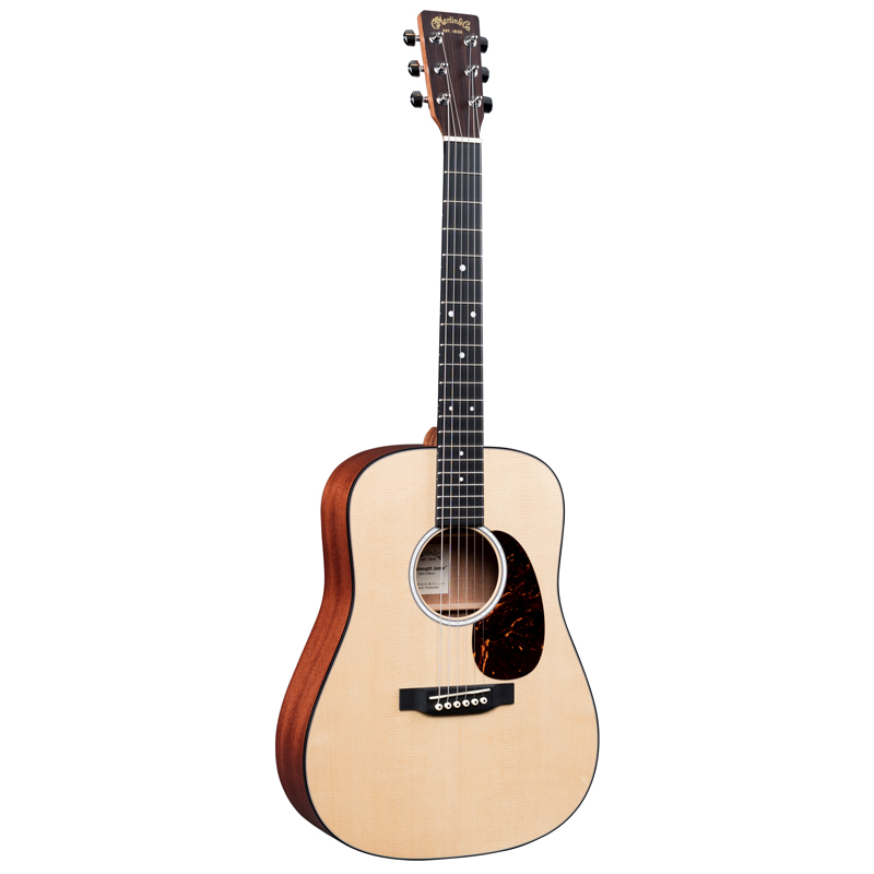 Martin DRj10E Spruce Full - Martin DJR-10E Dreadnought Junior Acoustic Electric Guitar