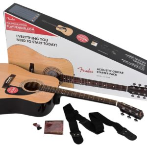 fender fa 115 dreadnought pack nt 300x300 - Fender - Acoustic Dreadnought Pack (FA-115)