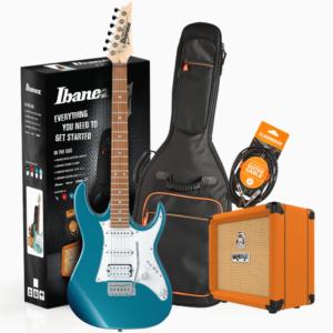 gtprx40mlbpack 1 300x300 - Ibanez - RX40MLB Guitar Pack with Amp & Accessories (Black)