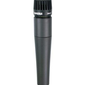 SHRSM57 300x300 - Shure - SM57 Instrument Microphone