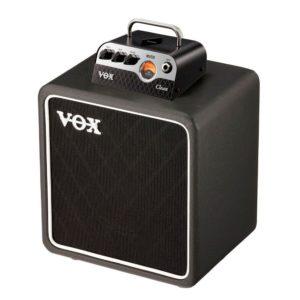 "vox mv50cl set 300x300 - Vox - MV50 Clean 50w Amp Head w/1x8"" Cab"